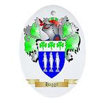 Haggit Ornament (Oval)