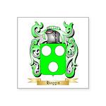 Haggis Square Sticker 3