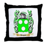 Haggis Throw Pillow