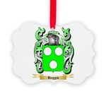 Haggis Picture Ornament