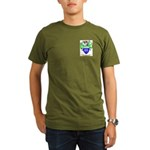 Haggett Organic Men's T-Shirt (dark)