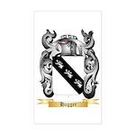 Hagger Sticker (Rectangle)