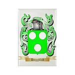 Haggblad Rectangle Magnet (100 pack)