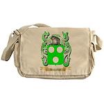 Haggblad Messenger Bag