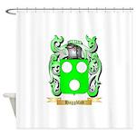Haggblad Shower Curtain