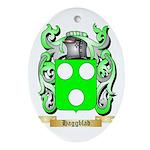 Haggblad Ornament (Oval)