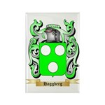 Haggberg Rectangle Magnet (100 pack)
