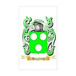 Haggberg Sticker (Rectangle)