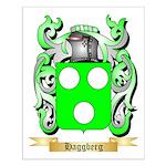 Haggberg Small Poster