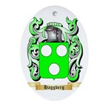 Haggberg Ornament (Oval)