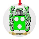Haggas Round Ornament