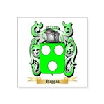 Haggas Square Sticker 3