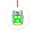 Haggas Ornament (Round)