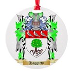 Haggarty Round Ornament