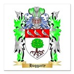 Haggarty Square Car Magnet 3