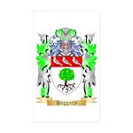 Haggarty Sticker (Rectangle 10 pk)