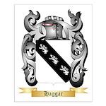 Haggar Small Poster