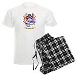 Hagen Men's Light Pajamas