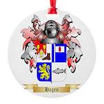 Hagen Round Ornament