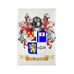 Hagen Rectangle Magnet (100 pack)