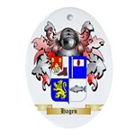 Hagen Ornament (Oval)