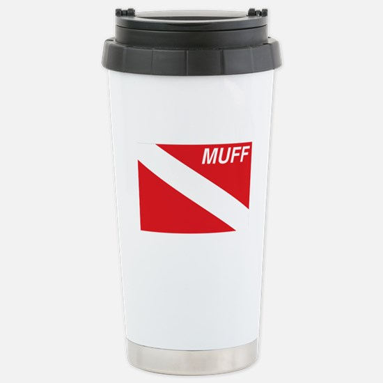 Muff Diver Travel Mug