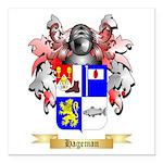 Hageman Square Car Magnet 3