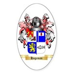 Hageman Sticker (Oval 50 pk)