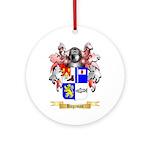 Hageman Ornament (Round)