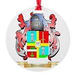 Haeusler Round Ornament