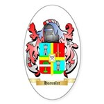 Haeusler Sticker (Oval 50 pk)