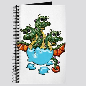 Dragon Triplets Hatching Journal