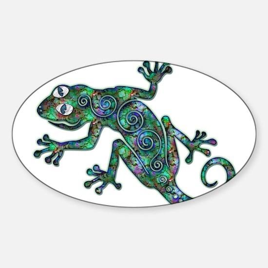 Decorative Chameleon Decal
