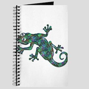 Decorative Chameleon Journal