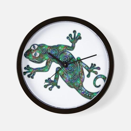 Decorative Chameleon Wall Clock