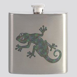 Decorative Chameleon Flask