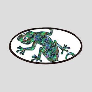 Decorative Chameleon Patches