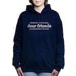 Close to the heart Women's Hooded Sweatshirt