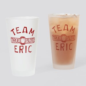 Team Eric True Blood Drinking Glass