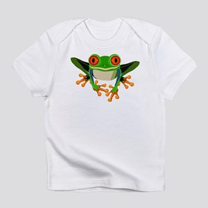 Colorful Tree Frog Infant T-Shirt
