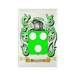 Haggblom Rectangle Magnet (100 pack)