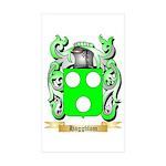 Haggblom Sticker (Rectangle 10 pk)