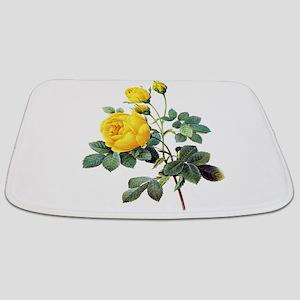 Redoute Roses011 Bathmat