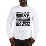 Italy Rocks Ruins Long Sleeve T-Shirt
