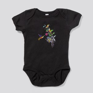 Hummingbird001 copy Baby Bodysuit