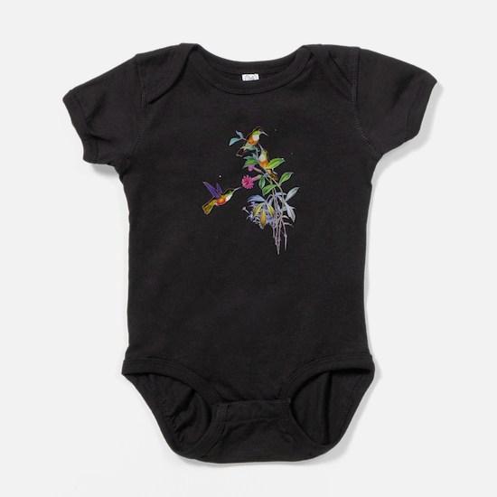 Hummingbird001 copy.png Baby Bodysuit