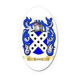 Hadock 35x21 Oval Wall Decal