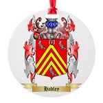 Hadley Round Ornament