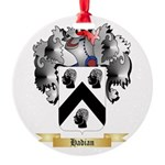 Hadian Round Ornament