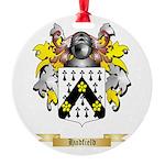 Hadfield Round Ornament